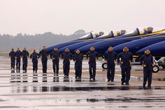 The Blue Angels  -- fabulous experience - at Dobbins Air Force Base