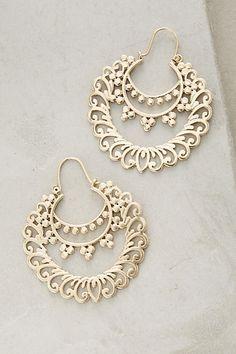 Anthropologie Tangier Earrings
