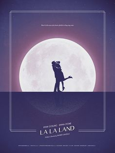 """""""La La Land"""" inspired poster by Christopher Conner Best Movie Posters, Cool Posters, Film Posters, Vintage Movies, Vintage Posters, La La Land Art, Damien Chazelle, Image Deco, Plakat Design"""