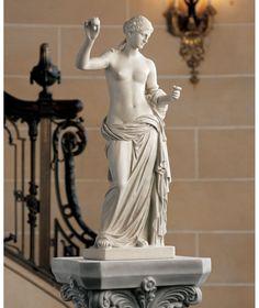 ARLES VENUS LOVE GODDESS NUDE WOMAN SCULPTURE STATUE GREEK MYTHOLOGY ART GIFT