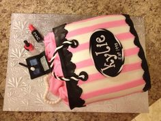 Birthday Cake Idea For 15 Year Old Girl Gift Ideas Cake 15th
