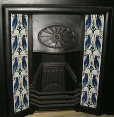 8 Genuine Tips AND Tricks: Traditional Fireplace Craftsman Style faux fireplace and tv.Fireplace With Tv Above Pictures marble fireplace georgian. Tv Over Fireplace, Fireplace Update, Paint Fireplace, Fireplace Candles, Simple Fireplace, Fireplace Cover, Black Fireplace, Concrete Fireplace, Fireplace Ideas
