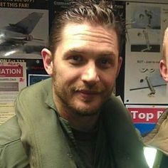 Tom Hardy, can't wait for his new movies!