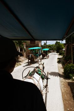 Holguin, Cuba.  This is how you see the countryside and meet the people.
