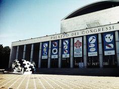Palazzo dei Congressi a Roma