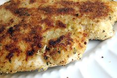 Healthy Recipe: Baked Parmesan Crusted Tilapia | Cut and Jacked