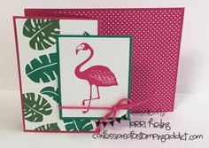 Thoughtful Branches Available – Starting Today! :: Confessions of a Stamping Addict Lorri Heiling Pop of Paradise