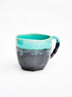 Faceted Mountain Mug from Leif for $18