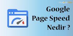 PageSpeed Insights, web üzerinde performansınızı yansıtarak sitenizin hızını etkileyen nedenleri test eder. Pagespeed hakkındaki tüm detaylar burada!