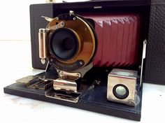 KODAK - n.3A folding Brownie - 1909