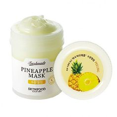 [Skinfood] Freshmade Pineapple mask (90ml)