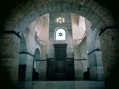 Third oldest synagogue in Europe; The Old Temple – Sarajevo, Bosnia and Herzegovina