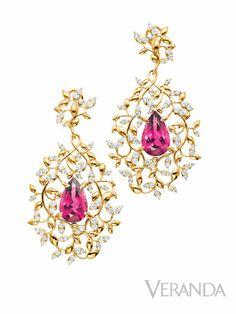 Favorite Things: Paloma's Olive Leaf Earrings.