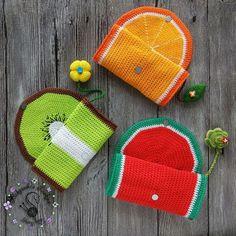 The Crocheting Andreas Crochet Tools, Learn To Crochet, Crochet Projects, Knit Crochet, Crochet Hats, Designer Knitting Patterns, Knitting Designs, Loom Knitting For Beginners, Crochet Wallet