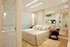 master bedroom / suite / home decor / bohrer arquitetura / interior design