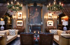 An artful mix of style and substance make Aspen's Hotel Jerome the city's chicest stay