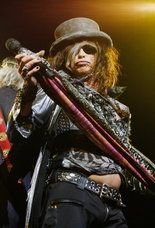 Aerosmith flies high with stellar, jaw-dropping performance in Philadelphia. See more photos from their July 21 show.
