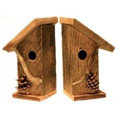 Birdhouses, Birdfeeders, & Birdbaths