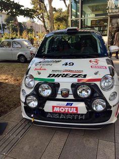 #Fiat #500 #Abarth #italiandesign