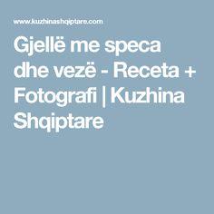 Gjellë me speca dhe vezë - Receta + Fotografi | Kuzhina Shqiptare