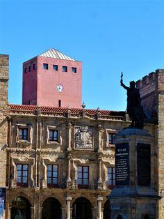 Obelisco avda de la constituci n gijon otra mirada for Tanatorio jardin de noega