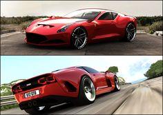 Ferrari 612 Gto koncept - Technet - T3chnology Evo1uti0N