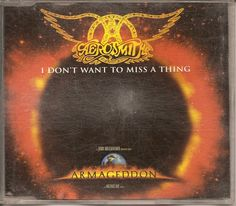 Aerosmith - I don't want to miss a thing (Promo Brazil mixes): R$ 4,99 / U$ 3,99