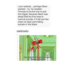 maze runner wow. the worst part of this pin is that it is true.