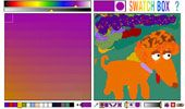 A list of digital art software/tools for children from the National Art Gallery.