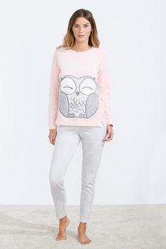 women'secret | compra por precio | ÚLTIMAS TALLAS! | Pijama largo de velour