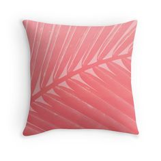 Hot Pink palm on Redbubble by Creative vibe  20% off to gift Posters, Tapestries, Gallery Boards, Pillows & Duvets. Use HOMEGIFTS20