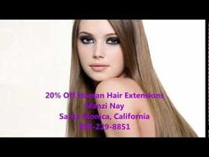 Hair extensions are human hair integrations, by adding length to the existing hair. Manzi Nay is an expert in different types of hair extensions in the Santa Monica Beauty Salon.  http://www.santamonicabeautysalon.com/hair-services/hair-extensions