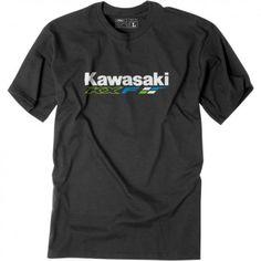94a8dbd422 Factory Effex Official Kawasaki KXF Premium Mens T-Shirts. Tee  ShirtsTeesMotorcycle OutfitStreet BikesHeather GreyBike  LifeMotorcyclesBlack WhiteNinja