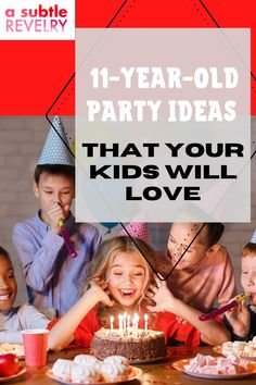 Here are the party ideas for your 11-year-old. How do we keep this birthday party just as magical as the last? By throwing an amazing party of course! But fear not! We have thrown together some fun-filled party ideas that will have your little one bursting with excitement to get the party started! Check this pin! #11yearold #11birthday #birthdaypartyideas #birthdayparty Diy Party, Party Ideas, Laser Tag Party, Funky Hats, Diy Wax, Diy Christmas Decorations Easy, Balloon Backdrop, Love Balloon, Holiday Candles