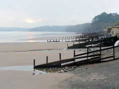 Amroth Beach near Tenby in Pembrokeshire Pembrokeshire Wales, Beach Play, South Wales, Wales Uk, North Beach, Rock Pools, Seaside Towns, Medieval Town, Most Beautiful Beaches