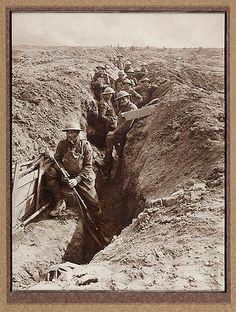 Australians in the First World War