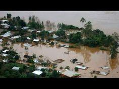 Alerta: Evacúan en Paraguay a casi 50 000 personas por las inundaciones