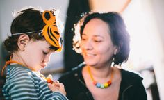 How to Talk to Your Kids About Having a Chronic Illness | If there's one word that parents likely hear about 600 times a day it's this one: why? Mariah Z. Leach, a mother living with rheumatoid arthritis and two very inquisitive young sons, shares her best...