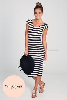 bailey day dress - navy | Esther clothing Australia and America USA, boutique online ladies fashion store, shop global womens wear worldwide, designer womenswear, prom dresses, skirts, jackets, leggings, tights, leather shoes, accessories, free shipping world wide. – Esther Boutique