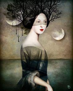Sense of Night by Christian Schloe