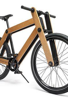 The Ikea Of Bikes Is Ready To Ship | Co.Design | business + design #bici #design #legno