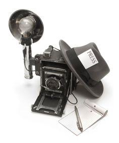 Las herramientas cambian, el profesional se adapta  The evolution of journalism.