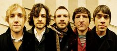 Minus the Bear...I love the story behind their name. ;)