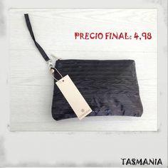 Y nuestro segundo artículo en promoción es este mini bolso-neceser de pieces!!! 50% de descuento!!! (Precio final: 4,98)