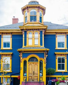 Sainte Marie, Nova Scotia, Guide, Canada, Exterior, Mansions, Architecture, House Styles, Houses