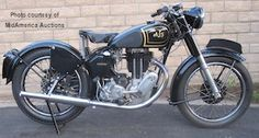 Like all Matchless & AJS Motorcycles, the Matchless G80 & the AJS Model…