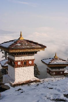 DochuLa Pass, Bhutan - Bhutan is on my bucket list!