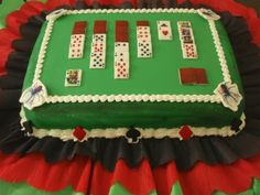 Solitaire Spider Cake by Vali Tortas, via Flickr