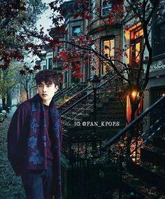 #фш_отfankpops 🙂 #dokyungsoo #exo