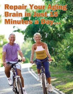Repair Your Aging Brain Report